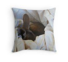 Joey, Adelaide Zoo Throw Pillow