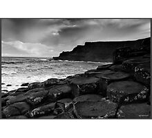 Giants Causeway 2, Northern Ireland Photographic Print