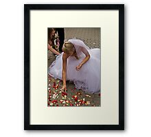 Miracle Wedding Day. Zawoja . No.5 . Poland . Vierws (485) favorited by (4) thank you ! by Brown Sugar . Tribute to Love . Framed Print