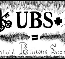 UBS Untold Billions Scammed by bubbleicious