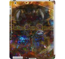 Ego Factus Sum Apis Mellifera iPad Case/Skin