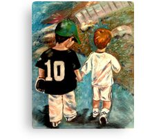 Toddlers- Sports Canvas Print