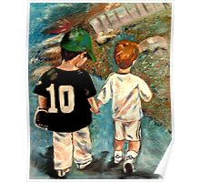 Toddlers- Sports Poster
