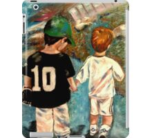 Toddlers- Sports iPad Case/Skin