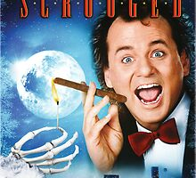 Scrooged by kevcrow