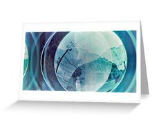 Lomography Greeting Card