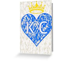 RHC brush Greeting Card