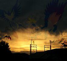The Storm by kibishipaul
