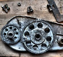 Cogs In The Garage by John McGrath