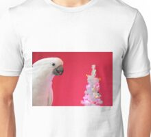 Cockatoo Christmas Unisex T-Shirt