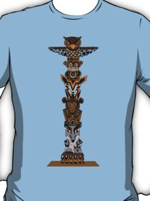 Pacific Totem  T-Shirt
