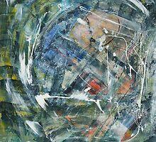 Sinking Ship, Shot Look through the Porthole - SSS LP by Dmitri Matkovsky