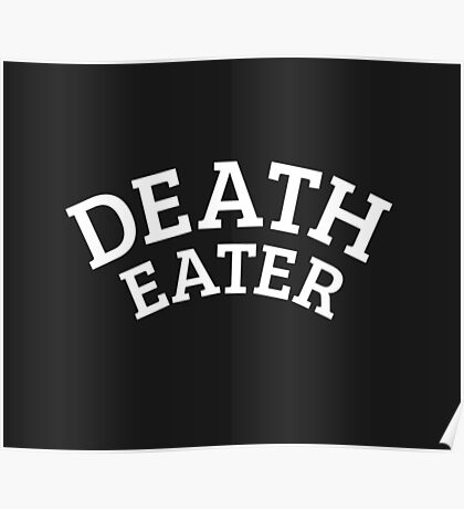 Death Eater Reversed Poster