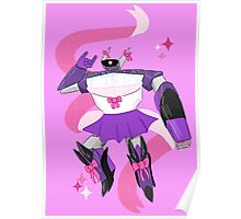 Sparkle Sparkle Shockwave Poster