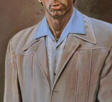 NEW Seinfeld The Kramer Portrait Adult T Shirt Funny TV Show Sticker