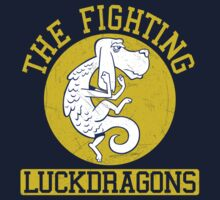 The Fighting Luckdragons Kids Clothes