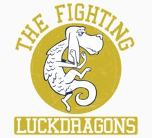The Fighting Luckdragons One Piece - Long Sleeve