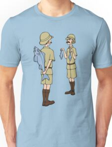 Fish Slapping Dance Unisex T-Shirt