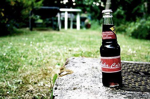 nuka cola, fallout by shotdead
