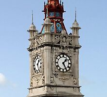 The Clock Tower - Margate by missmoneypenny