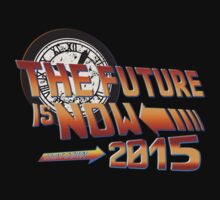Back to The Future is Now 2015 by referatee