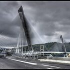 Terenez bridge by jean-jean