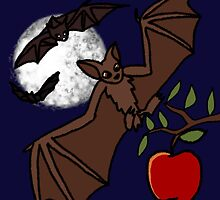 Fruit Bats by kawaiivildesign