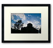 There is Something More Framed Print