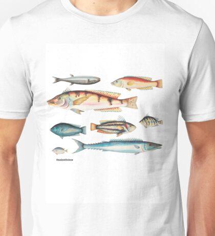 Australian Fish Unisex T-Shirt