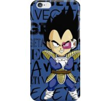 Vegeta iPhone Case/Skin