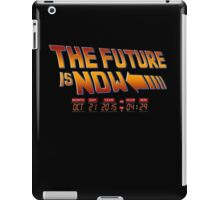 The Future is Now 2015 iPad Case/Skin