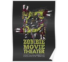 Zombie Movie Theater (US) Poster
