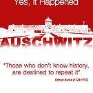 Yes, It Happened (Auschwitz) by Yago
