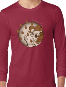 Chocolate Rain by Pinkie Pie Long Sleeve T-Shirt