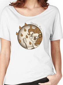 Chocolate Rain by Pinkie Pie Women's Relaxed Fit T-Shirt