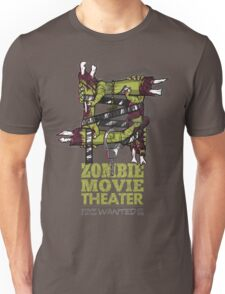 Zombie Movie Theater (US) Unisex T-Shirt