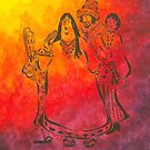 The Mamas and Papas by Allegretto