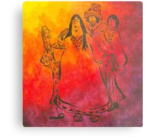 The Mamas and Papas Metal Print