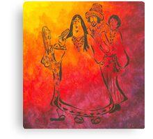 The Mamas and Papas Canvas Print