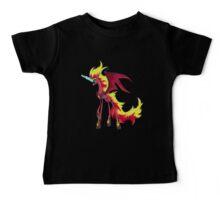 My Little Pony - MLP - Nightmare Sunset Shimmer Baby Tee