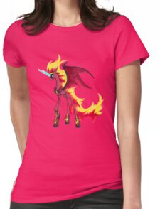 My Little Pony - MLP - Nightmare Sunset Shimmer Womens Fitted T-Shirt