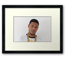 Fetty Wap 2 Framed Print