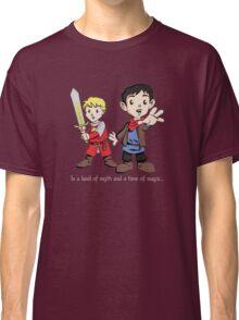 Merlin & Arthur Classic T-Shirt