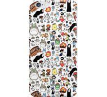 Ghibli Chibli iPhone Case/Skin