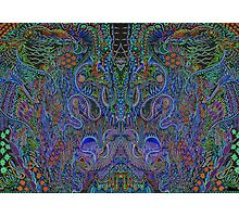 DMT Flash Photographic Print
