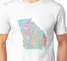 Lilly States - Georgia Unisex T-Shirt
