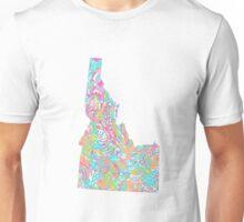 Lilly States - Idaho Unisex T-Shirt