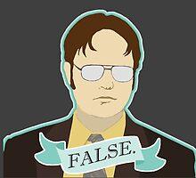 False. by pickledbeets