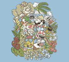 Super Maui-O! by herky