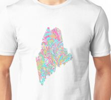 Lilly States - Maine Unisex T-Shirt